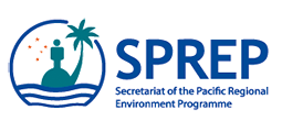 Logo for Secretarial of the Pacific Regional Environment Programme.